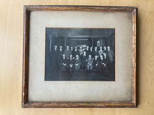 Extremely-Rare-Tottenham-Hotspur-photo-1901-1921-FA-Cup-Winners-Nov-1921-Spurs