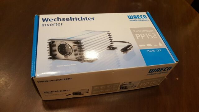 Inverter PP 602//550W//12V Waeco Wechselrichter Perfect Power PP402//55W//12V o