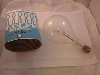 SYLVANIA 750//99//XL 750 WATT INCANDESCENT LIGHT BULB MOGUL PS52 LAMP 750W  120V