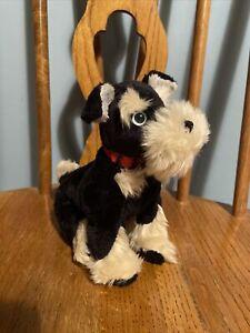 Ty Beanie Baby Pretzels The Black Schnauzer Dog Mint With Mint Tags