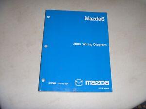 image is loading 2009-mazda-6-mazda6-electrical-wiring-diagram-manual-