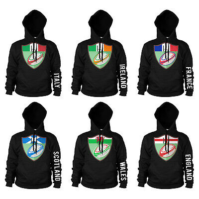 France Rugby Nations Hoodie Six 6 World Cup 2019 French Supporter Men Women Kid