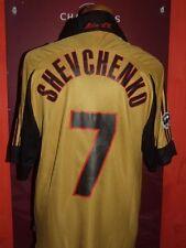 SHEVCHENKO MILAN 1999/2000 MAGLIA SHIRT CALCIO FOOTBALL MAILLOT JERSEY CAMISETA