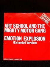 "Art School & The Mighty Motor Gang - Emotion Explosion b/w Hold On Tight 12"" RAK"
