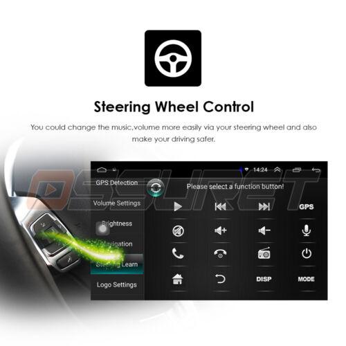 "für Honda Accord 7 10.1/"" IPS Autoradio Android 9.0 DSP GPS Navi RCA BT5.0 DAB"