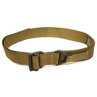 """Tactical Tailor Riggers Belt LARGE 38/""""-40/"""" x 1.75/"""" Coyote Brown 51006-14 NEW"""