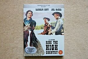 BLU-RAY RIDE THE HIGH COUNTRY  PREMIUM EXCLUSIVE EDITION NEW SEALED