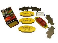 EBC Yellowstuff Street/Track Brake Pads Rear Honda/Acura DP41193R