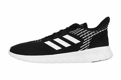 Adidas asweerun Trainer in Plus Sizes Black F36331 Large Mens Shoes | eBay
