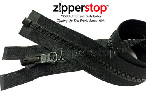"145""–250"" Vislon YKK #5 Molded Plastic Separating Sleeping Bag"