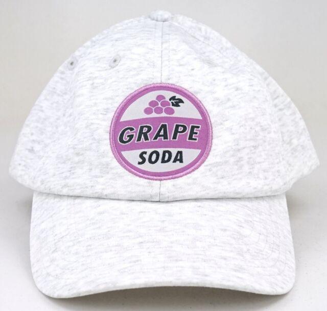 New Disney Parks Up Grape Soda Bottle Cap Grey Adult