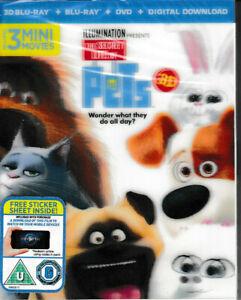 the-Secret-Life-Of-Pets-3D-Blu-Ray-Blu-Ray-Digital-Download-Lenticular