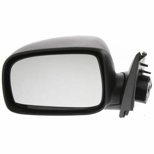 Driver Side Mirror For Colorado 04-12 Textured Black