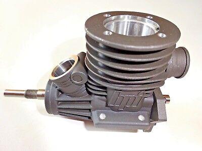 Nitro 1/8 Rc Truggy Hpi F4.6 V2 Basamento Del Motore Nuovo-mostra Il Titolo Originale