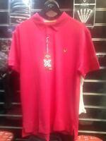 Callaway Golf Raspberry (pink) Shirt -medium + Free Of Charge Callaway Balls