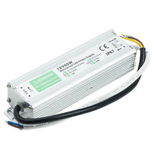 Led Outdoor Waterproof Transformer Power Supply Adapter Driver Light 12v 5a 60w