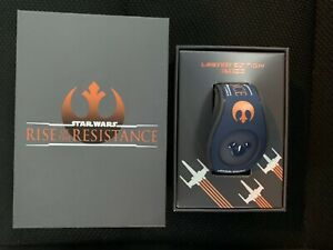 Disney Star Wars Rise Of The Resistance Opening Day MagicBand LE 3000 Magic Band