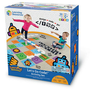 RESSOURCES D'APPRENTISSAGE Learning Essentials tige lets go Code de l'activité Set 							 							</span>