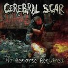 No Remorse Required EP von Cerebral Scar (2016)
