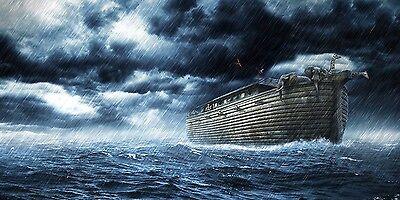 Noahs Ark Noah Mount Ararat Epic Of Gilgamesh Biblical Flood Bible Deluge Ebay