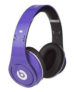 Beats by Dr. Dre Studio Headband Headphones - Purple for sale online ... 2598cf9478
