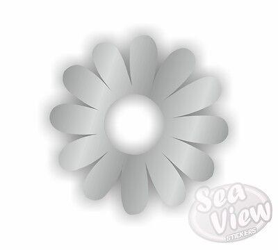 14 Large Daisy Flower Car Wall Bedroom Nursery Stickers
