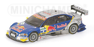 1/43 Audi A4 Red Bull Équipe Abt Sportsline Dtm 2006 M.tomczyk 4012138072800