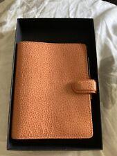 New Listingfilofax Pocket Finsbury Tangerine