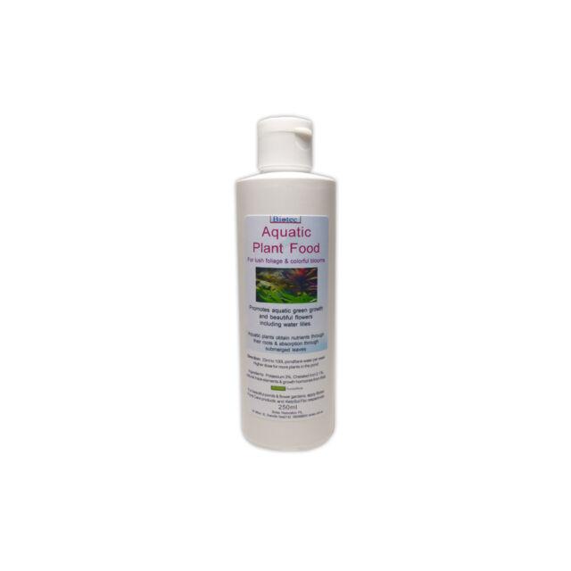 Aquarium Liquid Plant Fertilizer Food Biotec 250ml