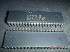 TEMIC P-80C32-12 DIP40 CMOS 0 to 44 MHz Single-chip 8 Bit