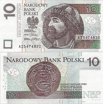 Poland 2012-20 Zlotych Pick NEW UNC