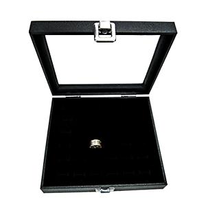 3 Black 36 Ring Inserts Jewelry Storage Displays Fits Standard Trays /& Cases