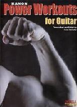 Hanon Power Workouts For Guitar Mccabe-afficher Le Titre D'origine