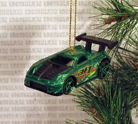 2003 Toyota Mr2 '03 Green Black Tuner Christmas Ornament Xmas