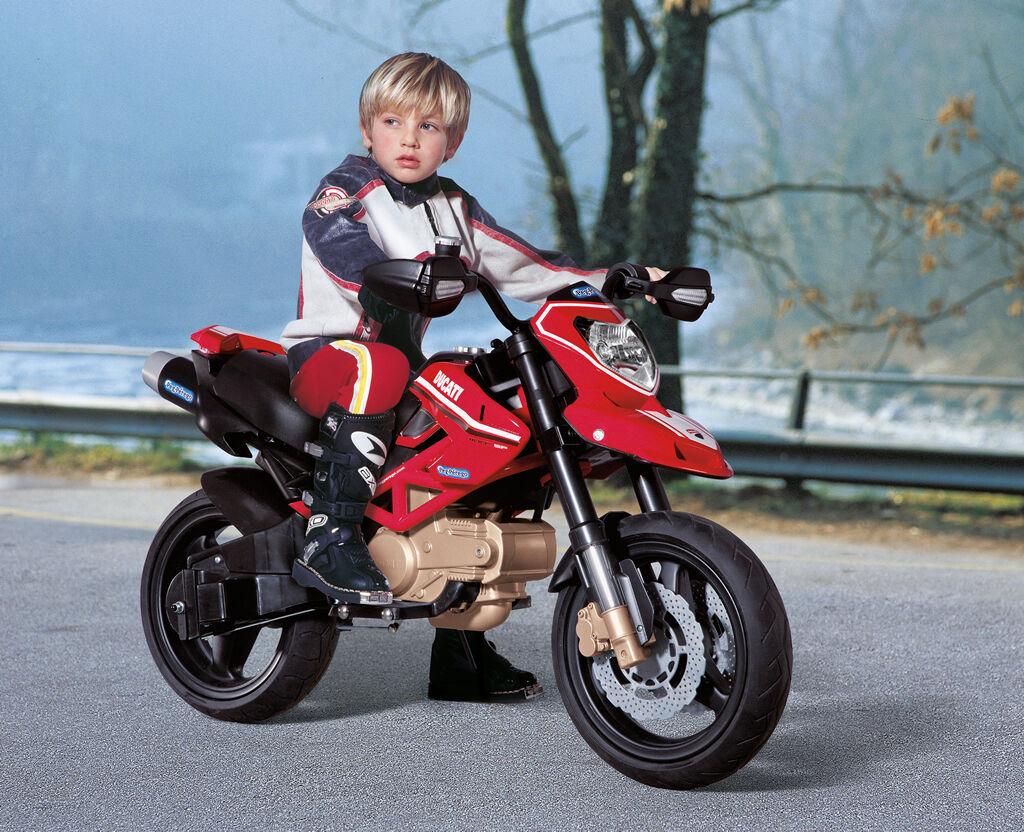 ducati hypermotard 12 V moto elettrica electrical motorbike peg perego perego perego MC0015 9f4405