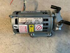 Gast Pump Model 1031 120 G516x 115 Hp 115230 Volt 60 Hz
