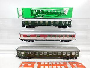 CC548-1-3x-Marklin-H0-AC-Voitures-Wagon-Restaurant-4044-4094-4022-1x-Box