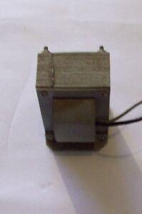 Recovered LC Audio Oscillator Choke, nominal 24 Henry DCR 300 Ohm 10 ma