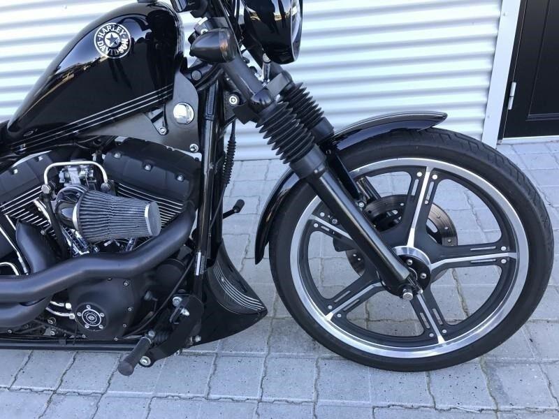 Harley-Davidson, FXSTB Night Train, 1450