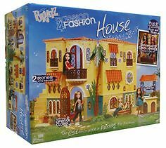 Bratz The Movie Mansion - Passion 4 Fashion - Very Large Rare Dolls House