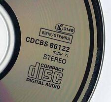 Barbra Streisand Barry Gibb CD Guilty - 1st press JAPAN-FOR-EUROPE release