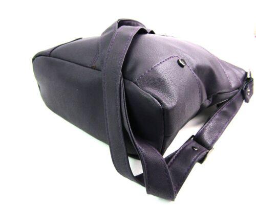 Damen Neu Hochwertig Wickeloptik Körper Handtasche Messenger Schulranzen Hobo