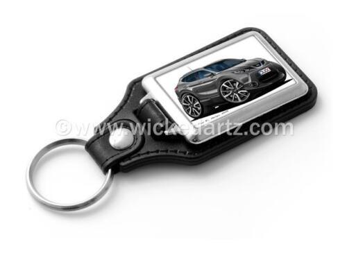 in Grey Stylish Key Ring WickedKarz Cartoon Car Nissan Qashqai 2014