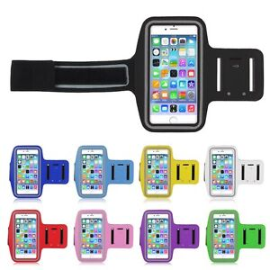 Sports-Cycling-Running-Jogging-Gym-Armband-Arm-Band-Key-Bag-Case-Cover-Holder