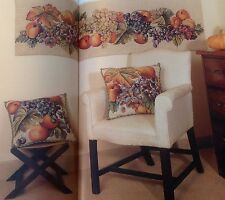Ehrman Designer ELIAN MCCREADY Tapestry Chart Only ALFRESCO TRIO three charts