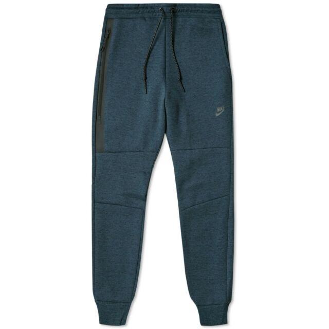 Probar bulto Tectónico  Nike Tech Fleece Pants Squadron Blue Black Heather 545343-460 Mens Size  Large for sale online   eBay