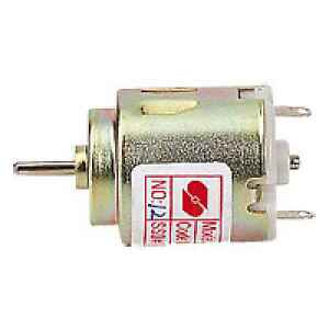 2 3v dc motor 15 to 45 volt operation 12000 rpm ebay image is loading 2 3v dc motor 1 5 to 4 sciox Image collections