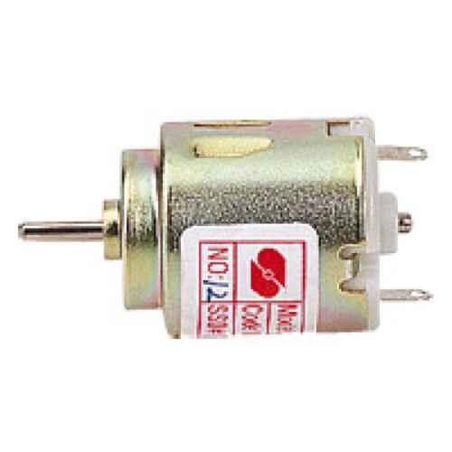 2 3 V DC Motor 1.5 To 4.5 V opération 12000 tr//min