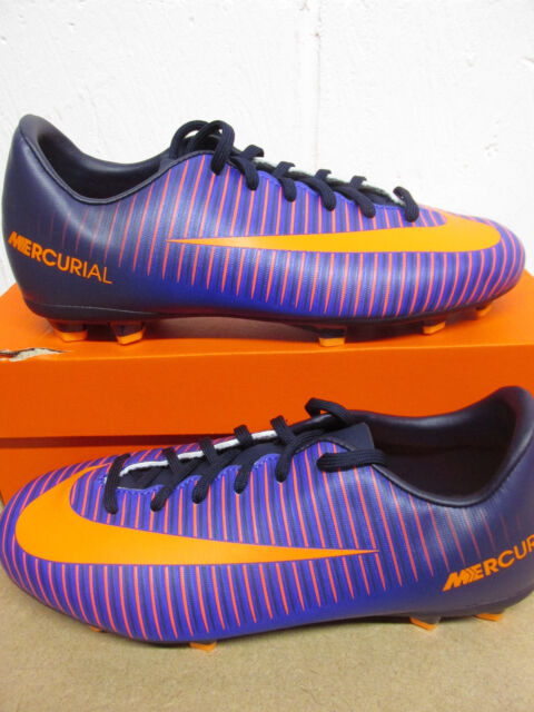 Nike JR Mercurial Victory XI FG Junior Football Boots 831945 585 Soccer  Cleats 1cc1c053e704
