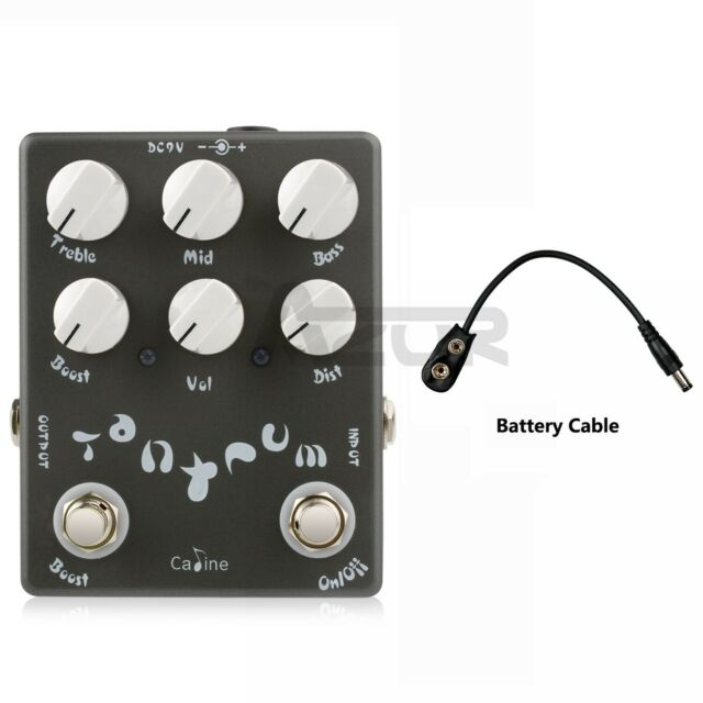 Caline CP-15 Tantrum Heavy Metal Effects Pedal